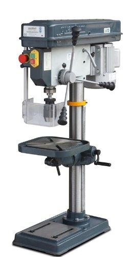 Preisvergleich Produktbild Optimum Tischbohrmaschine OPTIdrill B20 230 V im Set mit Maschinenschraubstock