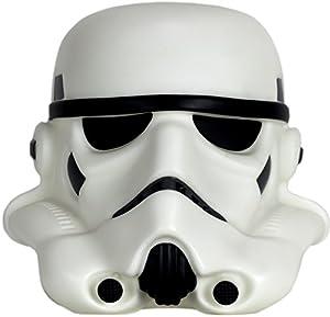 Star Wars Stormtrooper Illumi, Plastique, blanc, Taille unique