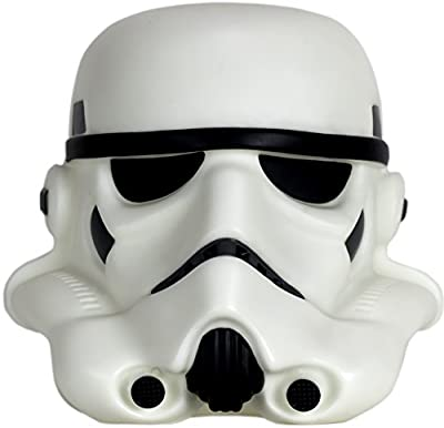 Star Wars Stormtrooper Illumi, Plastique, blanc, Taille unique