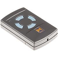Hörmann 0437442 Handsender/Transmitter HSM 4 | Sender für Garagentore mit 4 Tasten | Frequenz: 868,30 MHz, Codierung: selbstlernend, Batterietyp: 12 V, 23A (im Lieferumfang enthalten)