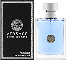 Versace Pour Homme - Perfume for Men, 100 ml - EDT Spray