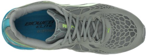 Puma - - Frauen Elite BIOWEB Schuhe Highrise Heather-Blu