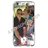 iPhone 6 Plus/6S Plus - Coque Personnalisable - Contour Souple Transparent