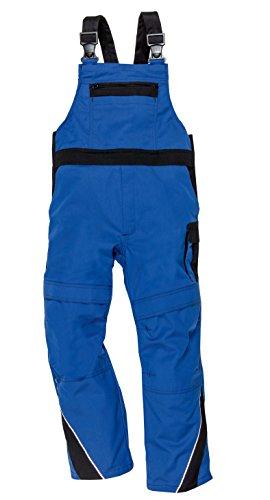 Works Kinderlatzhose 100% Baumwolle in blau-schwarz 2775/4 in Größe 128