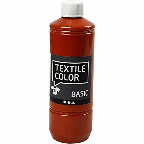 Textile Color, ladrillo, 500ml