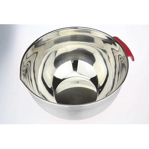 &zhou Strumenti per approfondire e addensare la scala con uovo pentole e bacino di cottura , 20cm