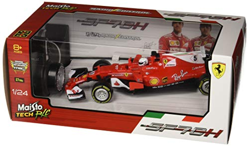 RC Rennwagen kaufen Rennwagen Bild 1: Maisto Tech R/C Ferrari SF70H: Ferngesteuertes Auto
