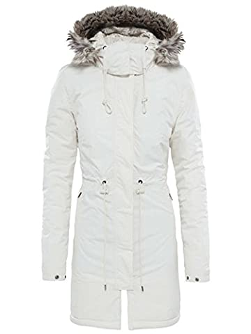 The North Face Femme Zaneck Parka S blanc