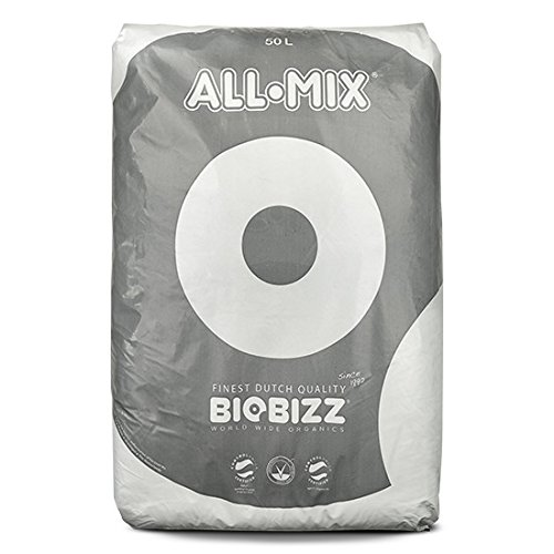 BioBizz 02-075-110 Naturdünger All-Mix Potting Soil 50 L Bag - 20 20 Bio-dünger 20