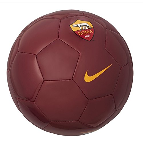 Nike Supporter's Ball-As Roma Pallone da Calcio, Team Red/Maroon/Kumquat, 5
