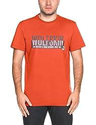 Jack Wolfskin Herren Slogan T-Shirt