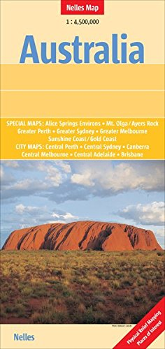 australia-1-4-500-000-special-maps-alice-springs-environs-mt-olga-ayers-rock-greater-perth-greater-s