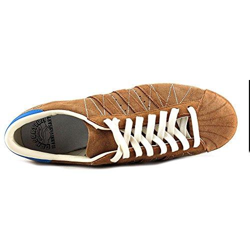 Bois / bois blanc B34080 Taille Adidas Consortium X Union Superstar 4 Timber/White