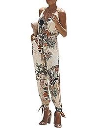Beamten wählen Modestil von 2019 neues Design Suchergebnis auf Amazon.de für: weisse blumen - Jumpsuits ...