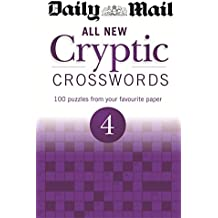 Daily Mail: All New Cryptic Crosswords 4 (The Daily Mail Puzzle Books)