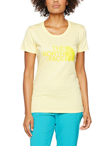 The North Face Damen Easy T-Shirt sunshine