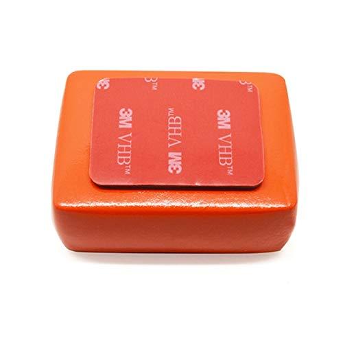 mi ji Floaty Float Box mit 3M Adhesive Anti Sink für GoPro HD Hero Hero2 Hero3 AS-15 AEE Camera Zubehör für Handys und Telefonie