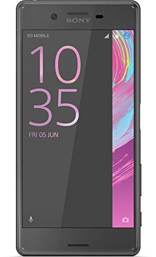 Image of Sony Xperia X graphit-schwarz