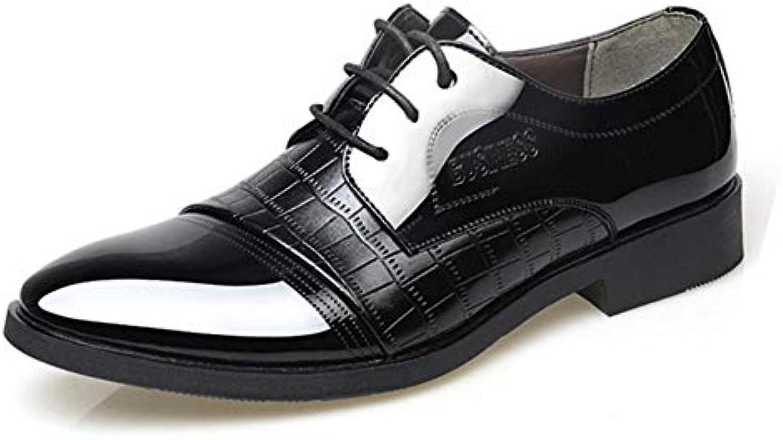 Zapatos de los Hombres PU (Poliuretano) Zapatos Formales de Primavera/otoño / Zapatos de Punta Estrecha/Zapatos...