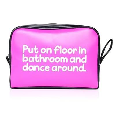 Wash bag - Put on Floor in bathroom...