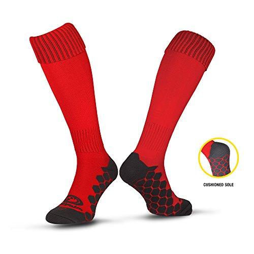 Optimale Kinder Classico Sport Socken S rot