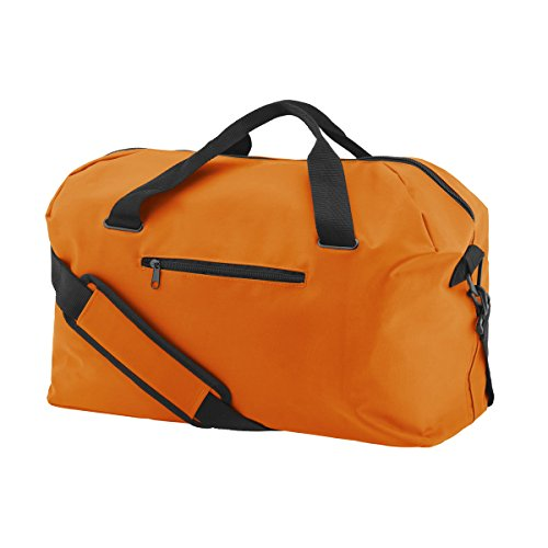 Cool gym bag AWDis Streetwear Borse Orange Crush