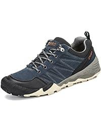 Dannto Zapatos Botas de Senderismo para Hombre Zapatos de Low Rise Trekking Ocio al Aire Libre