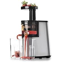 Lacor Slow Juicer - Extractor de zumos, multicolor