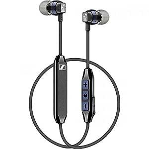 Sennheiser CX 6.0BT 507447 in Ear Wireless Earphones (Black)
