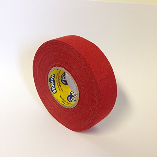 howies-red-premium-cloth-hockey-stick-tape-24mm-x-228m-wide-ice-street