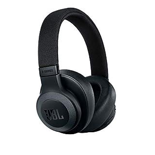 JBL E65 - Auriculares inalámbricos con Bluetooth y cancelación de ruido activa (botón como control remoto incorporado, sonido JBL) color negro (B0765Z1NWV)   Amazon Products