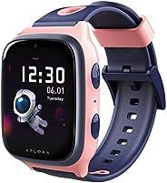 XPLORA 4 - Teléfono Reloj 4G para niños (SIM no incluida) - Llamadas, Mensajes, Modo Colegio, SOS, GPS, cámara