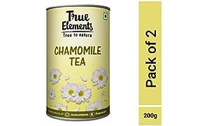 True Elements Chamomile Tea 200g (100g x 2)