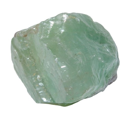 Grüner Calcit Rohstein Rohstück aus Mexiko ca. 40 - 60mm , ca 60 - 100 Gramm.(3415)