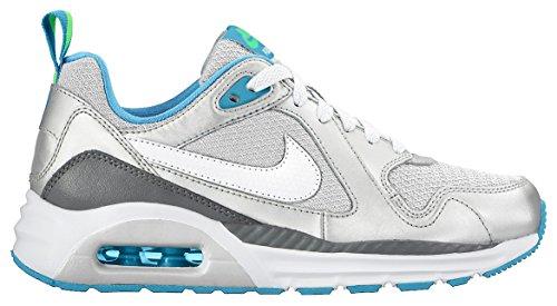 Nike - Air Max Trax (Gs), Scarpe da ginnastica Bambina Grey