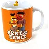 Bert & Ernie Mug, Sesame Street, Gift Boxed
