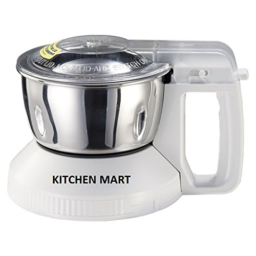 Kitchen Mart Chutney Jar 400ml suitable for Panasonic Mixer Grinder with locking system (new Model), suits Model number: AC300, AC310, AC400, AC350, AC220, AC555  available at amazon for Rs.890