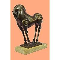 Statua di bronzo Scultura...Spedizione Gratuita...Famoso cinese Tang cavallo Museo Decor Qualità(XN-2298-EU)Statue Figurine Figurine Nude per ufficio e casa Décor Primo Giorno Collezionismo Articoli