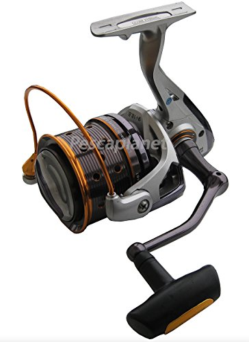 Carrete pesca surfcasting Exagon 8000 10 BB