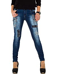 Suchergebnis auf Amazon.de für  jeans strass - Tiefer Bund ... 641d74fa98