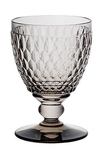 Villeroy & Boch Weinglas, Glas, weiß, 13,2 x 6 x 4 cm