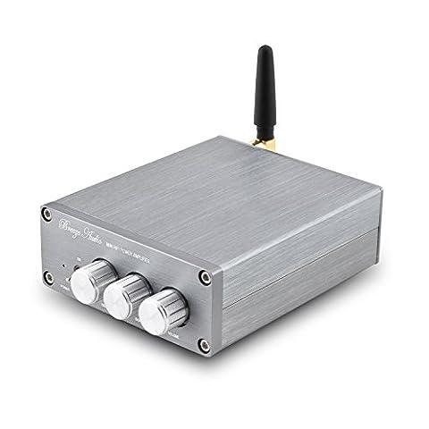 ONEU Class D HIFI Digtal Stereo Audio High Power Mini Car Bluetooth Amplifier Amp