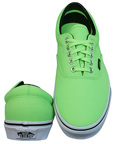 Vans Unisex Era, Scarpe da Ginnastica Uomo Verde (verde)