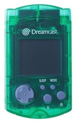 Sega Green Visual Memory Unit (Dreamcast)