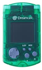 Sega Green Visual Memory Unit (Dreamcast)