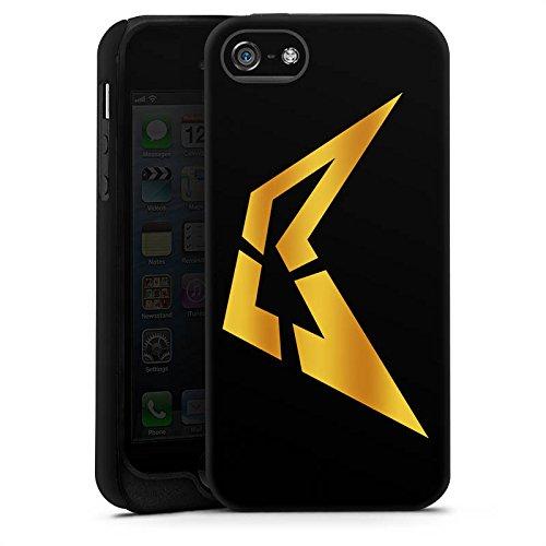 Apple iPhone X Silikon Hülle Case Schutzhülle Visca Barca Fanartikel Merchandise Youtube Tough Case matt