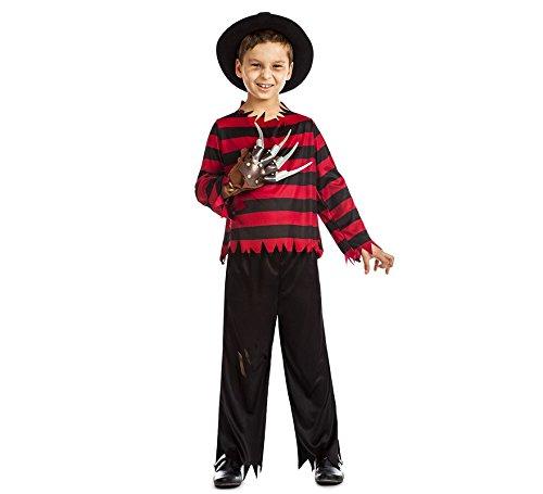 Comprar Disfraz de Freddy Kruger para niños - Varias Tallas - Disfraces Halloween para niños - varias tallas - Envíos Baratos o Gratis