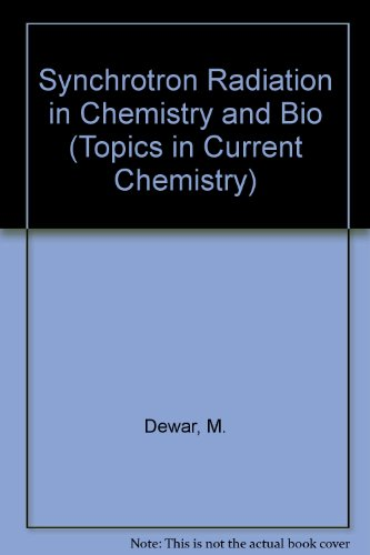 Synchrotron Radiation in Chemistry and Biology I (Topics in Current Chemistry)