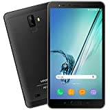 Tablet 6,5 Pollici 3G/WiFi VMOBILE 2-in-1 - Cellulari Offerte Economici Android 7.0 , Dual SIM Display IPS HD 8MP Quad-core, RAM 2 GB, Memoria interna 16 GB, Bluetooth/ GPS 3600mAh (Nero)
