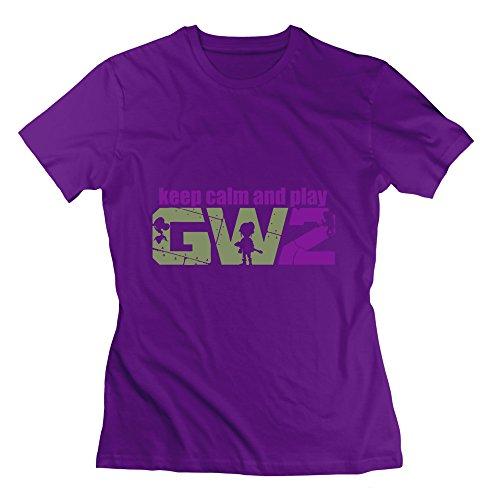 Sophie Warner - T-shirt - Homme - Violet - X-Small